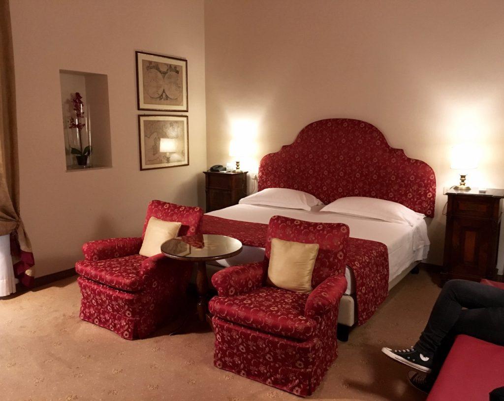 Hotel v Firencah